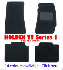 Holden VT Series 1 Commodore / Calais Custom Fit Floor Mats Plush Pile