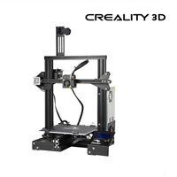 Upgraded Creality Ender 3 3D Printer 220X220X250mm DC 24V 15A 1.75mm PLA