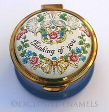 Staffordshire Enamels Thinking Of You Enamel Box