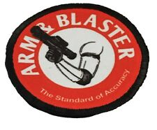 Star Wars Arm & Blaster Circle Morale Patch Tactical ARMY Hook Military USA