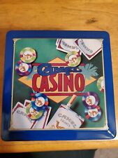 Joe Camel Collectible Clay Green Poker Chips Chips Total 5