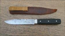 FINEST Antique LANDERS FRARY & CLARK 1800's Green River-type Trade Hunting Knife
