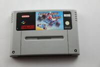 Jeu ROAD RIOT 4WD sur Super Nintendo SNES version PAL