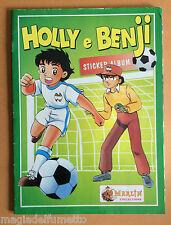ALBUM FIGURINE ALBUM MERLIN - HOLLY E BENJI  -1995-  INCOMPLETO 96 SU 178