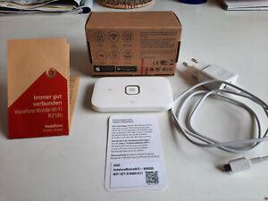 Vodafone R218h - Mobile WiFi Router- WLAN-Hotspot-Modem- 4G LTE- 150 Mbit/s-
