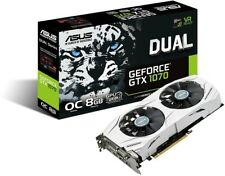 ASUS Dual series GeForce GTX 1070 OC (8GB) | NVIDIA Grafikkarte