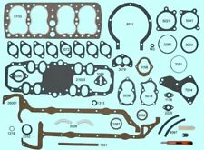 NEW 1946-48 Ford flathead BIG BORE engine gasket set BEST BRAND  RS515G