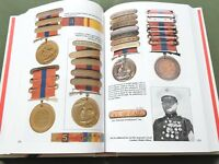 """THE CALL OF DUTY"" US CIVIL WAR WW1 WW2 MEDALS REFERENCE BOOK Rare Awards Boxes"