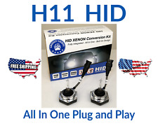 H11 All In One Xenon Lights HID Kit Bolt On Fully Integrated Ballast P&P Lexus