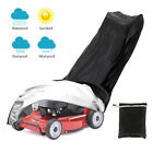 Waterproof Lawn Mower Cover Heavy Duty Push Mower Large Size for Universal Fit