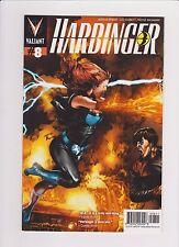 Valiant! Harbinger! Issue #8!