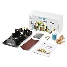 New Bottle Cutter Kit AGPtek Glass Bottle Cutter Scoring Machine Cutting Tool...