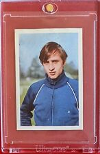 1968/69 Vanderhout-  Rare Cruyff Rookie Sticker - N° 17 -  Ajax