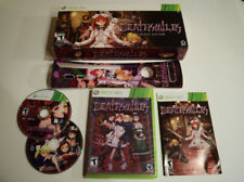 DeathSmiles Limited Edition Microsoft Xbox 360 Video Game Complete