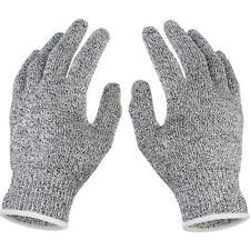Anti Abrasion Protective Glove Cut Resistant Elastic Fiber Kitchen Safety Gloves
