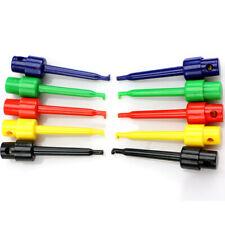 20 Pack Lead Wire Test Hook Clip Grabber Test Probe SMT/SMD Kit For Multimeter
