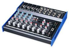 Professional 12 Channel Mixing Console Mixer USB 100 Effects Live Studio Audio