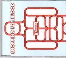 (BK418) Shopping For Blood, sampler 2009 - DJ CD