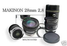 OLYMPUS OM 28mm 2,8 MAKINON + HARD CASE MINT CONDITION