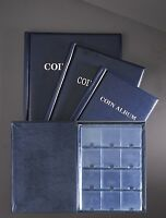 Coin Holers Album. Can hold up to 120 coins. FREE SHIPPING!!!
