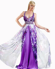 Jovani 153074 Purple Size 12 special occasion-Military Ball-Prom