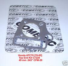 New 420 ATC 70 1978-85 Front sprocket 12T