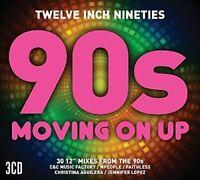 Twelve Inch Nineties: Moving On Up [CD]