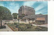 Hotel Sheraton Brock Niagara Falls  Ontario  Canada  P6034   Crome Postcard 247a