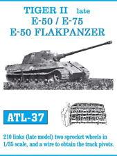 Friulmodel ATL-37 Metal Tracks for 1/35 German Tiger II Late (210 links)