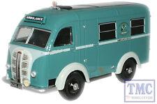76AK004 Oxford Diecast 1:76 Scale Nottingham Ambulance Austin Welfarer Ambulance
