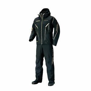 SHIMANO NEXUS GORE-TEX Fishing Winter Suit Limited Pro RB-111S Black EMS Japan