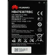 Original Huawei Akku Battery HB476387RBC für Ascend G750 Honor 3X, Glory 4, B199