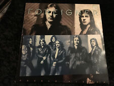 Foreigner,Double Vision,Vinyl LP,1978 Atlantic release