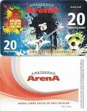 Arenakaart A122-02 20 euro: Zomer 2011