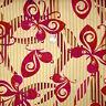 Kanvas Studio Moxxoni Butterfly Stripe 100% cotton fabric by the yard