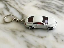 BENTLEY KEY CHAIN FOB. 3D KEY RING.METAL BRANDNEW US-SELLER MATTEL.SCUDERIA.