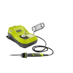 New Ryobi P3100 - 18-Volt ONE+ Hybrid Soldering Station (Tool-Only)
