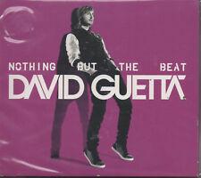 David Guetta Nothing But the Beat NEU 3CD Deluxe Edition Avicii Flo Rida Akon