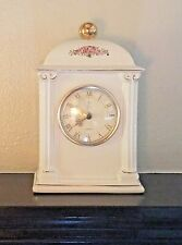 Ps Limited Edition Mantel Shelf Clock with Quartz Battery, 1993 Working