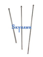 "3pc 1/4"" drive x 12"", 15"", 18"" Carbon Steel EXTRA-LONG SOCKET EXTENSION BAR SET"