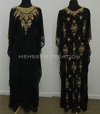 Bling Marroquí Boda Caftán Moderno Jilbāb Árabe Vestido de Novia Diseño 4814