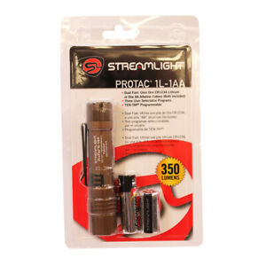 Streamlight 88073 Protac 1L-1Aa Flashlight Led Coyote
