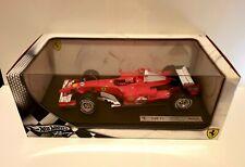 HotWheels Ferrari F248 1/18 M.Schumacher 2006 New