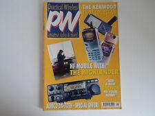 ALINCO DX-70TH REVIEW- PRACTICAL WIRELESS MAGAZINE....RADIO-SPARES-IRELAND