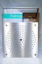 Hansgrohe 26481821 Raindance 260 x 260 Square Showerhead, Brushed Nickel (LB-44)