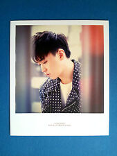 Super Junior SM Official Everysing Photo Card Photocard - Sungmin