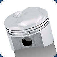 212139 SRP Pistons Open Chamber Small Dome 502 BB Chevy 4.470 Bore 10.2:1 Comp