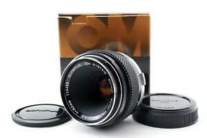 Near Mint Olympus OM-SYSTEM ZUIKO  AUTO-MACRO 50mm f/3.5  Lens JAPAN #49