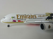 EMIRATES Airbus A380-800 WILDLIFE No.2 1/500 Herpa 532723 A 380 A380 United for