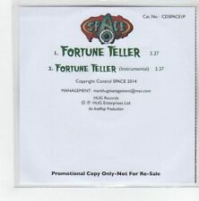 (GF585) Space, Fortune Teller - 2014 DJ CD
